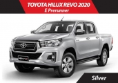 Toyota hilux_revo 2020 Silver