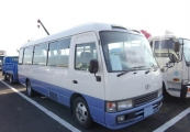 Toyota coaster 2000 White 2 Tone