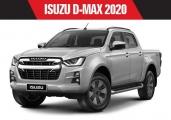 Isuzu d_max 2020 Bohemian Metallic
