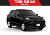 Toyota Raize 62459 image1