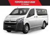 Toyota hiace 2020 White