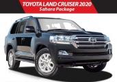 Toyota  2020 Black