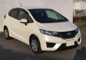 Honda fit 2015 White
