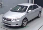 Toyota corolla_axio 2010 Silver