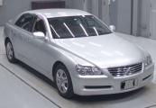 Toyota mark_x 2007 Silver