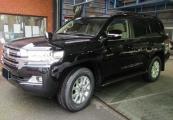 Toyota land_cruiser 2020 Black