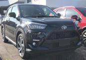 Toyota raize 2020 Black