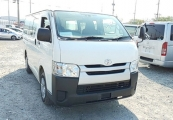 Toyota Hiace Van 63421 image1