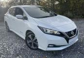 Nissan leaf 2019 White