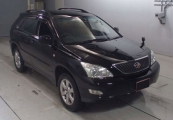 Toyota harrier 2005 Black