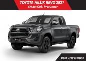Toyota hilux_revo 2021 Dark Gray