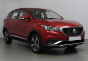 MG zs 2019 Red