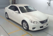 Toyota mark_x 2011 White