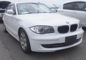 BMW 1_series 2010 White
