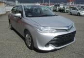 Toyota corolla_axio 2015 Silver