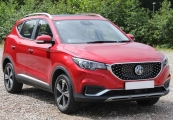 MG zs 2020 Red